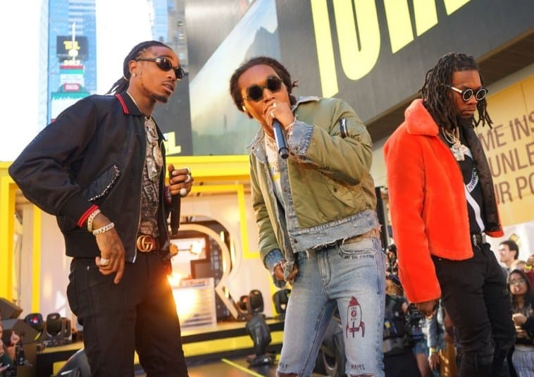 Watch Migos Perform Too Hotty on MTV 'TRL' Premiere