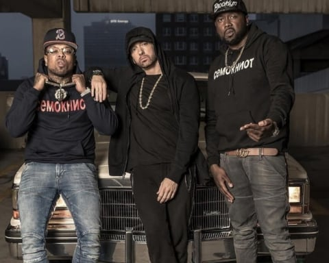 Watch Shady Records 2017 BET Hip-Hop Freestyle Cypher
