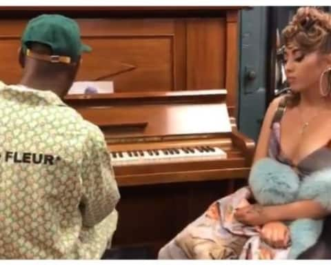 Watch Tyler, The Creator & Kali Uchis - See You Again (Acoustic Version)