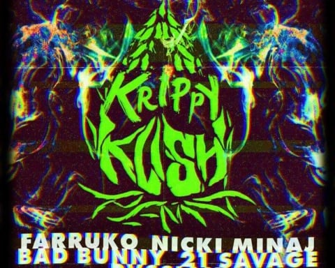 New Music Farruko, Nicki Minaj & Bad Bunny (Ft. 21 Savage & Rvssian) - Krippy Kush (Remix)