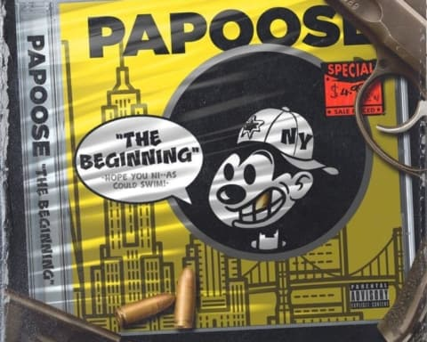 New Music Papoose - The Beginning (Remix)