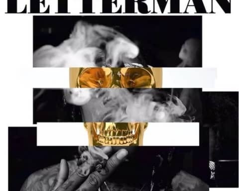 New Music Wiz Khalifa - Letterman