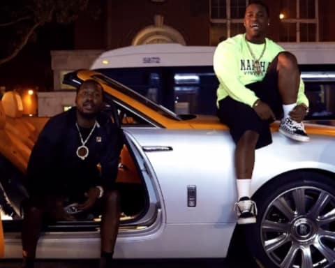 New Video ASAP Ferg (Ft. Meek Mill) - Trap and a Dream
