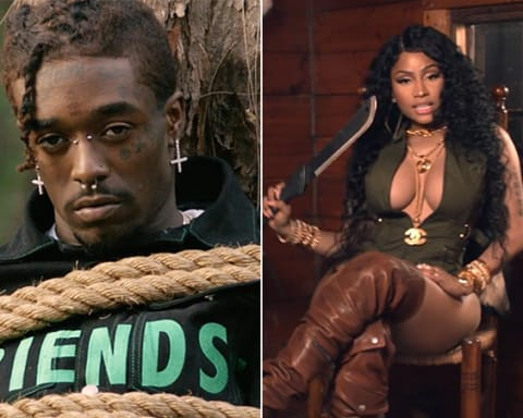 New Video Lil Uzi Vert (Ft. Nicki Minaj) - The Way Life Goes (Remix)
