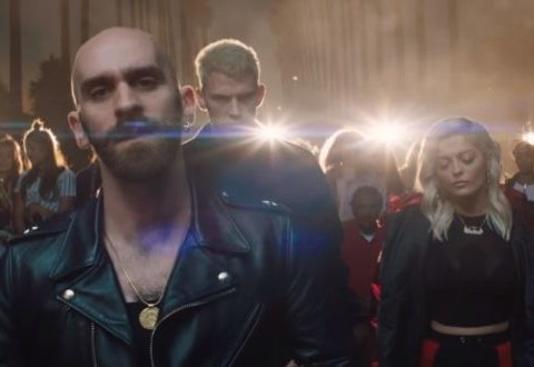 New Video Machine Gun Kelly, X Ambassadors & Bebe Rexha - Home