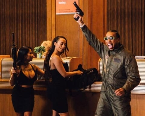 New Video Tyga - Ngga Wit Money