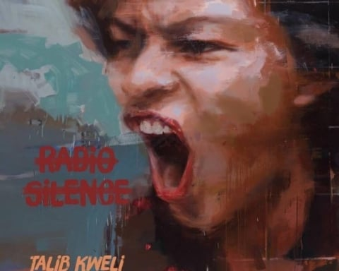 Stream Talib Kweli's New Album Radio Silence