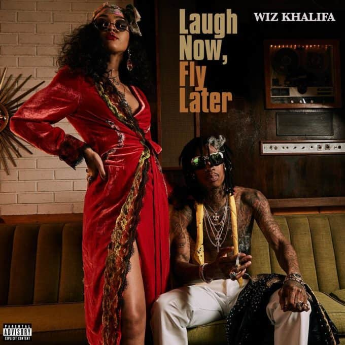 Stream Wiz Khalifa's New Laugh Now, Fly Later Mixtape