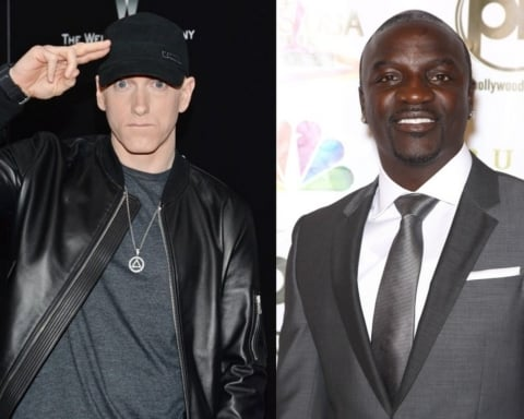 Watch Akon Calls Eminem as The Greatest Rapper That Ever Lived