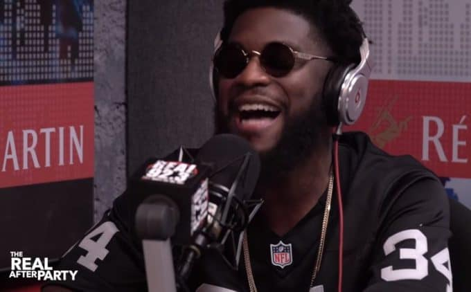 Watch Big K.R.I.T. Freestyles Over Slim Thug's Like A Boss on Real 92.3 L.A.