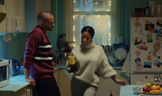 Watch Nicki Minaj Stars in H&M's Short Film A Magical Holiday
