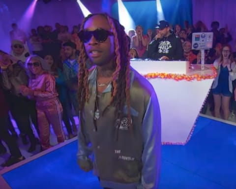 Watch Ty Dolla Sign & Swae Lee - Don't Judge Me (Live on MTV TRL)