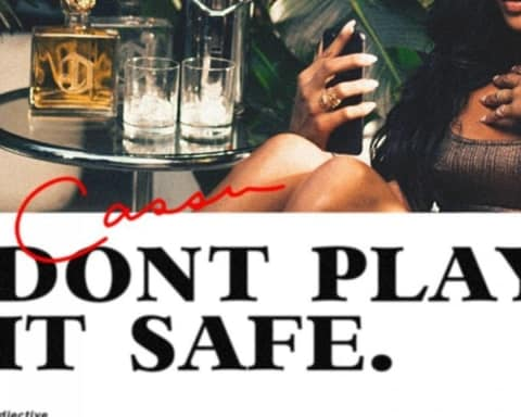 New Music Cassie - Don't Play It Safe