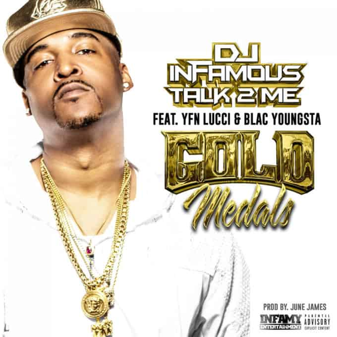 New Music: DJ Infamous (Ft  YFN Lucci & Blac Youngsta