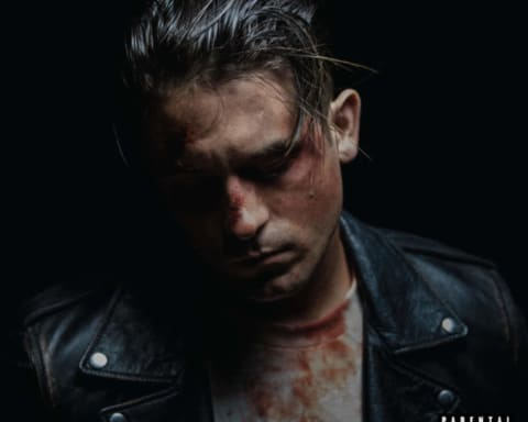 New Music G-Eazy Ft. Drew Love (of THEY.) - Love Is Gone