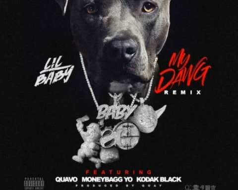 New Music Lil Baby (Ft. Quavo, MoneyBagg Yo & Kodak Black) - My Dawg (Remix)