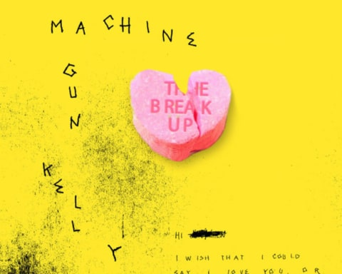 New Music Machine Gun Kelly - The Break Up