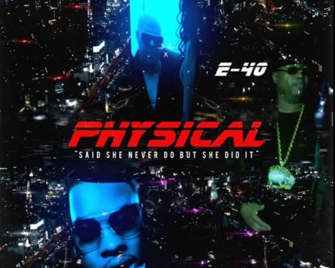 New Music Mally Mall (Ft. E-40 & Jeremih) - Physical