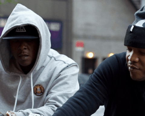 New Music Styles P & Jadakiss (Ft. Nino Man) - Friends