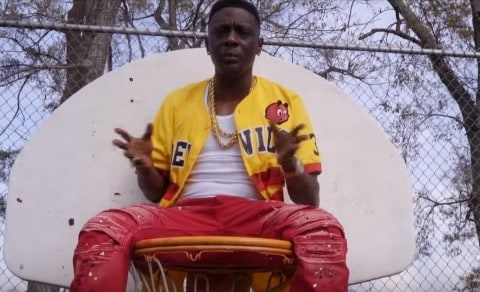 New Video Boosie Badazz - Motherless Child