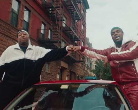New Video DJ Premier (Ft. ASAP Ferg) - Our Streets