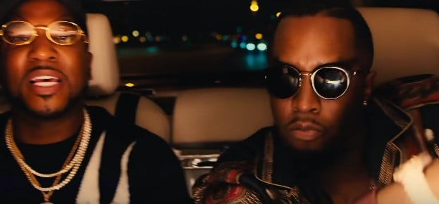 New Video Jeezy Ft. Diddy - Bottles Up