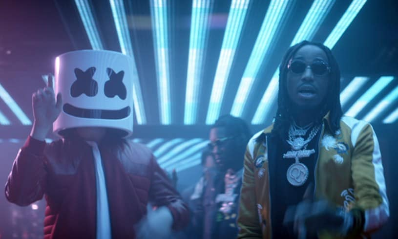 New Video Migos (Ft. Marshmello) - Danger