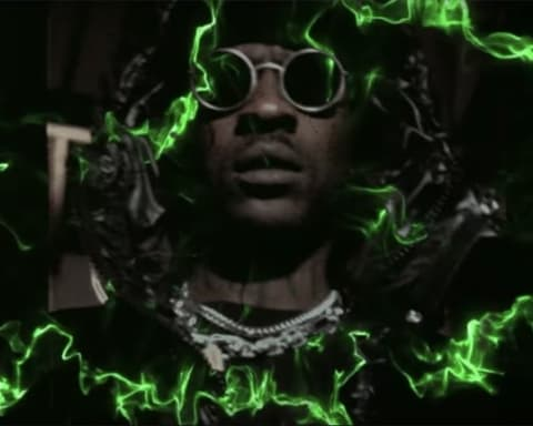 New Video Skepta (Ft. ASAP Rocky & ASAP Nast) - Ghost Ride