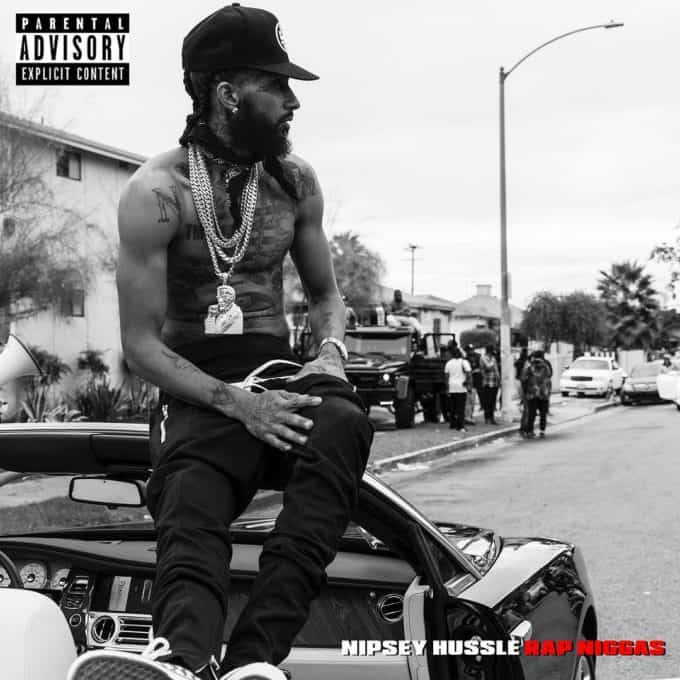 Nipsey Hussle Reveals Victory Lap Album Artwork & Release Date; Releases New Single Rap Nggas