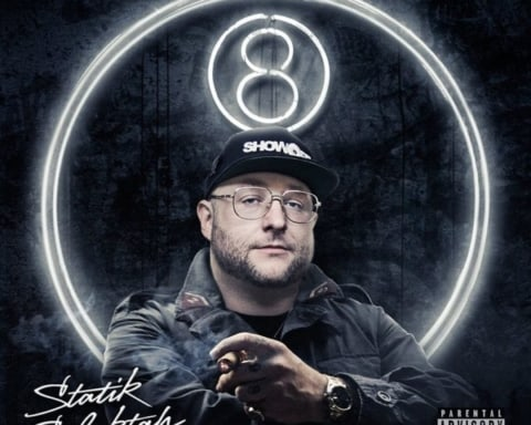Stream Statik Selektah's New Album '8'