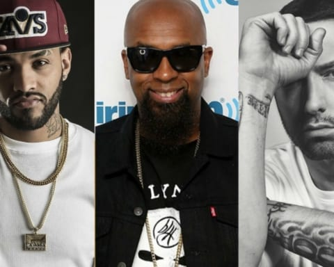 Tech N9ne & Joyner Lucas Reacts To Eminem Naming Them In His List of Current Favourite Rappers