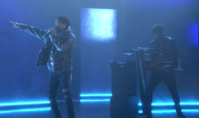 Watch Big Sean & Metro Boomin - 'Who's Stopping Me' + 'Savage Time' (Live on Jimmy Fallon)
