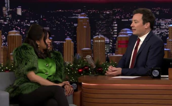 Watch Cardi B's Interview on Jimmy Fallon Show
