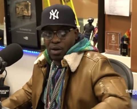 Watch Uncle Murda's Interview on The Breakfast Club