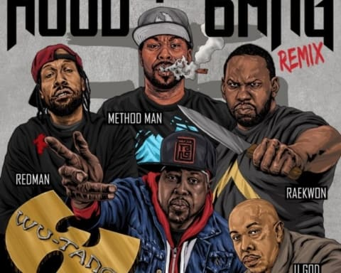 Wu-Tang Clan Ft. Redman, Method Man, Raekwon, U-God & Mathematics - Hood Go Bang (Remix)