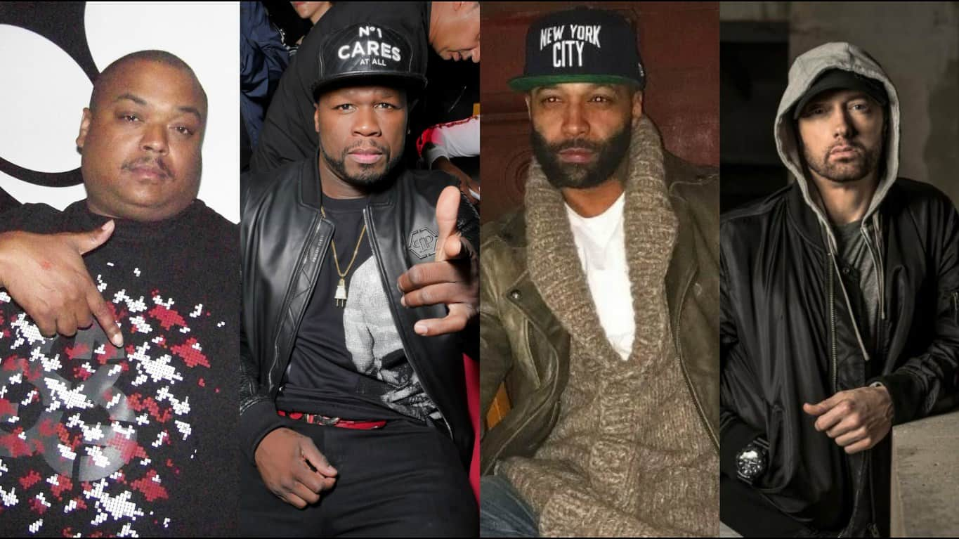 Bizarre & 50 Cent Think Eminem Dissed Joe Budden on Chloraseptic Remix; Joe Responds