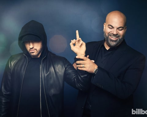 Eminem & Paul Rosenberg's New Interview for Billboard Cover Story