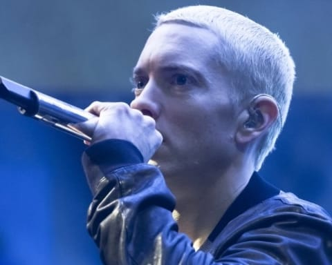 Eminem Top Artist With The Best Workout Music 2018 Spotify