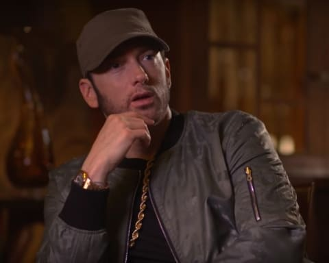 New Interview Eminem Talks 'Revival', Donald Trump, Working with Beyonce and More on Skyrock FM