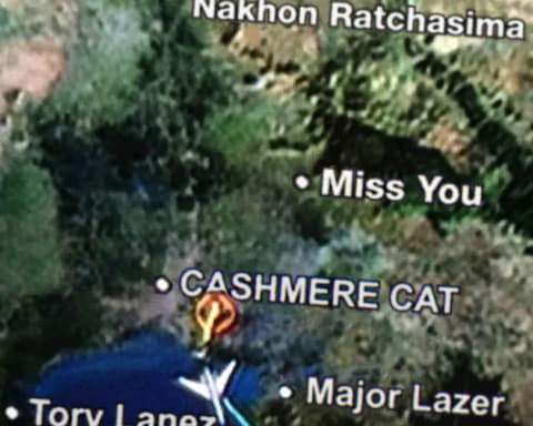 New Music Cashmere Cat, Major Lazer & Tory Lanez - Miss You