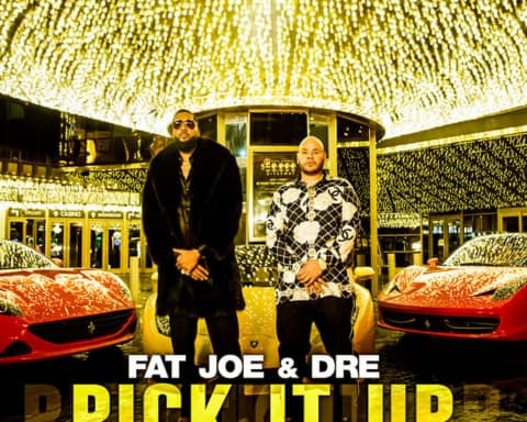 New Music Fat Joe (Ft. Dre) - Pick It Up