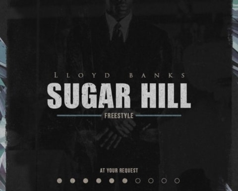 New Music Lloyd Banks - Sugar Hill (Freestyle)