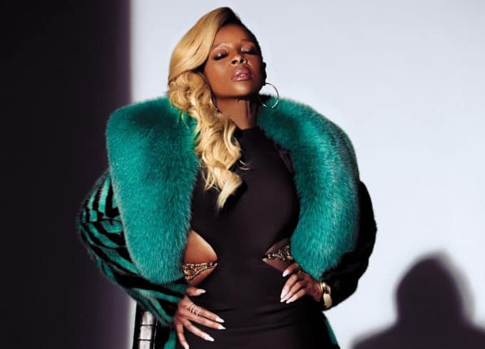 New Music Mary J. Blige - Bounce Back