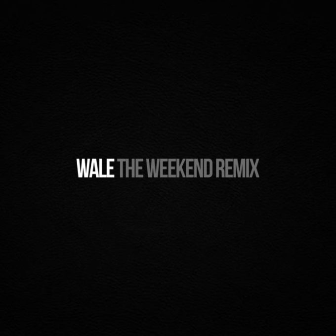 New Music Wale - The Weekend (Remix)