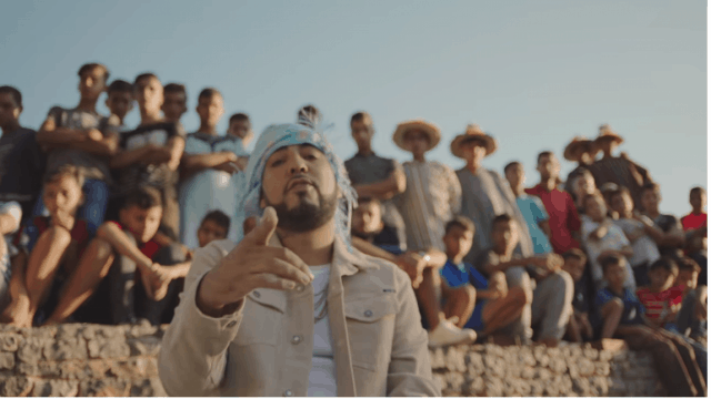 New Video French Montana - Famous