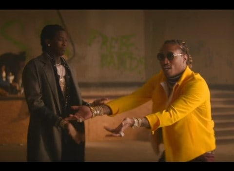 New Video Future & Young Thug - All da Smoke