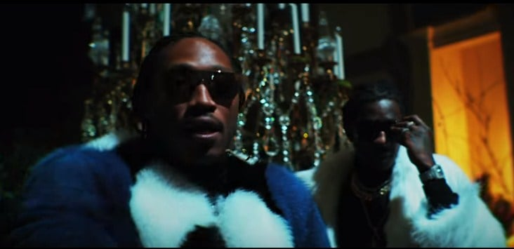 New Video Future & Young Thug - Mink Flow