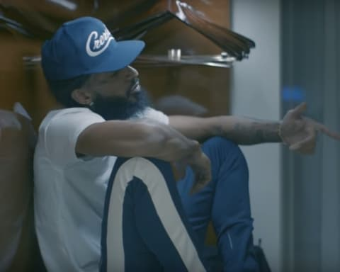 New Video Nipsey Hussle - Grinding All My Life Stucc In The Grind