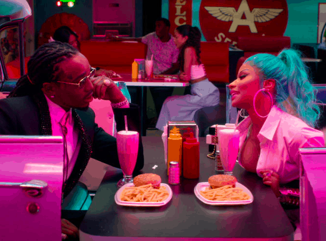 New Video Quavo & Nicki Minaj - She For Keeps