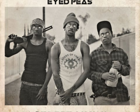 New Video The Black Eyed Peas - Street Livin'